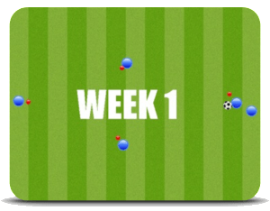 Week One Soccer Sessiontarget=