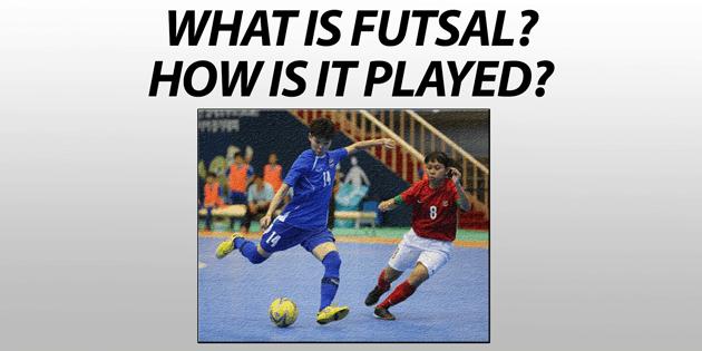 how to play futsal