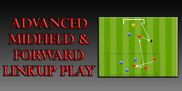 advanced soccer drills sessions
