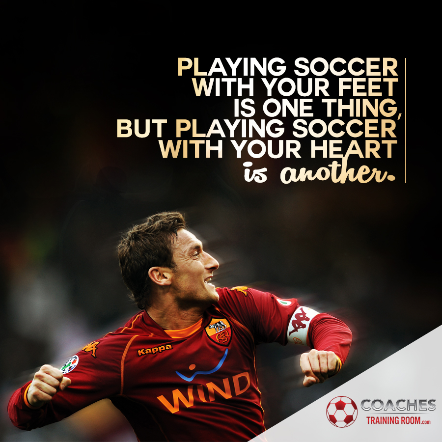 Lionel Messi Motivation Quote Playing Soccer With Your Feet Is One Thing  But Playing Soccer With. U201c