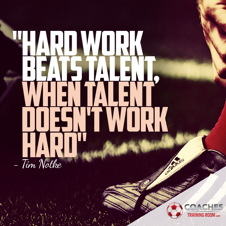 Soccer Quote Soccer Coaching Motivational Quotes Sayings  Coaches Training