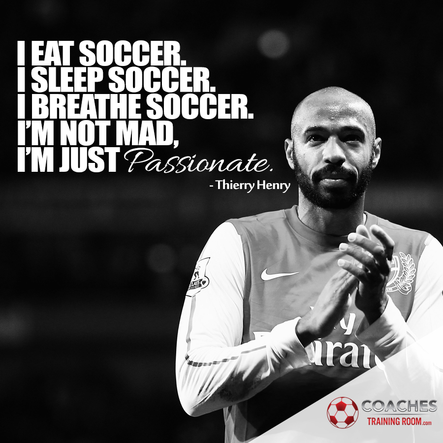 Soccer Goalkeeper Training Sessions Thierry Henry