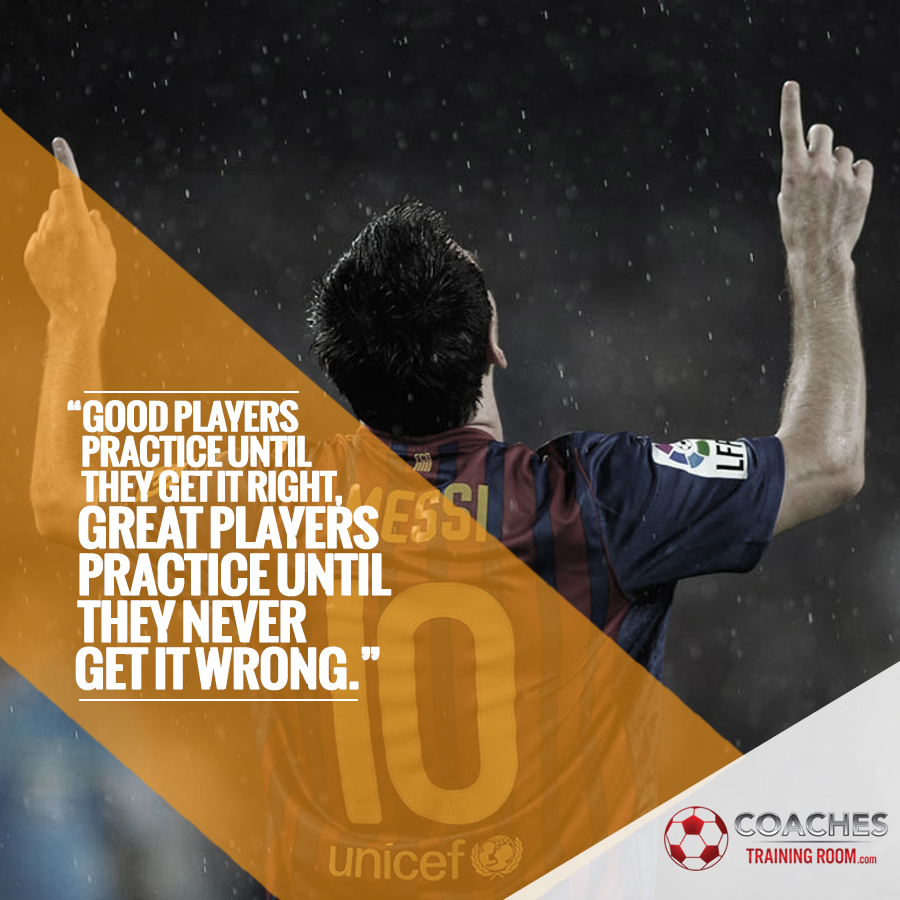 Inspirational soccer quotes