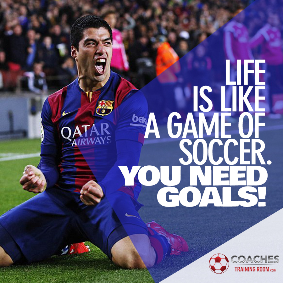 Soccer Player Motivational Quotes Luis Suarez