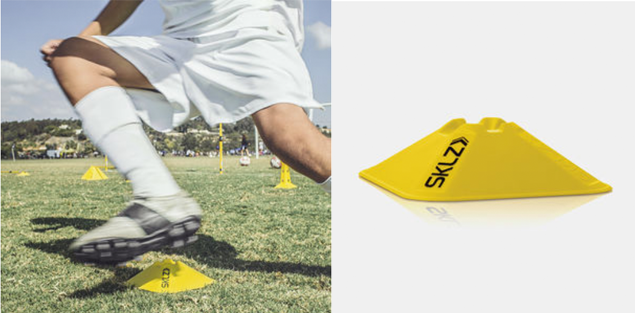 sports cones soccer sklz field pitch cone markers
