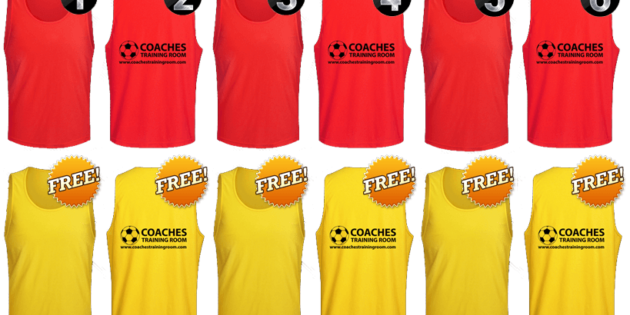 Soccer-Pinnies-Bibs-Vests-Free-Scrimmage-Coaches-Training-Room-Special