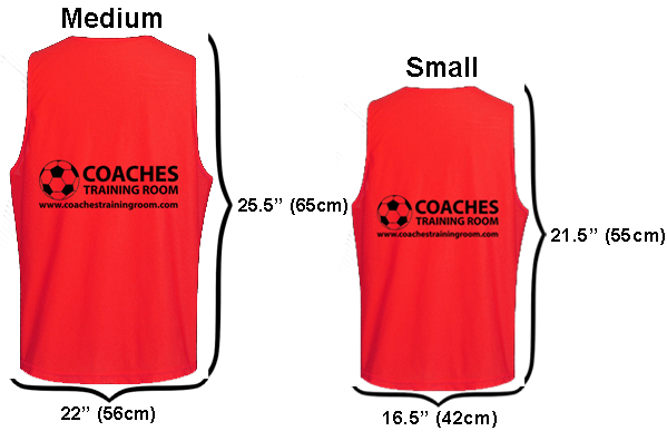 coaches_training_room_pinnies_bibs_vests_sizes